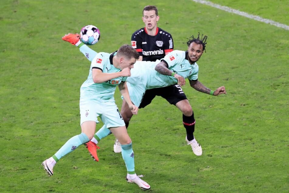 Das Hackentor des Gladbachers Valentino Lazaro (24, M.) gegen Leverkusen gilt als Favorit.