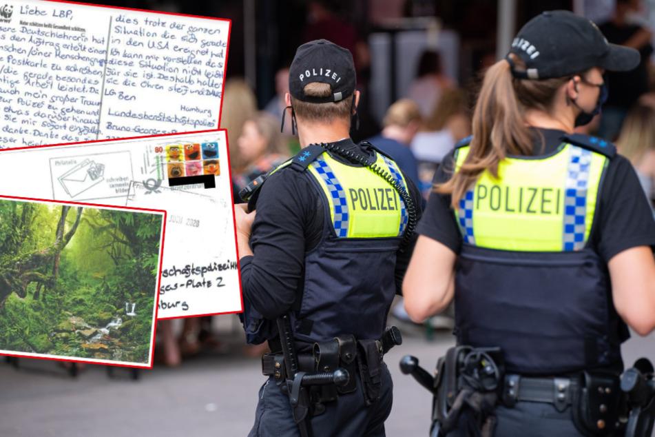 """""""Postkarte von Ben"""": Polizei legt nach Fake-Vorwurf nach"""