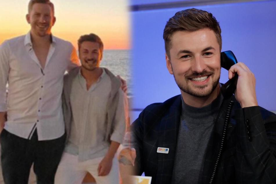 Nach Trennungs-Schock: Nicolas Puschmann kann schon wieder lächeln