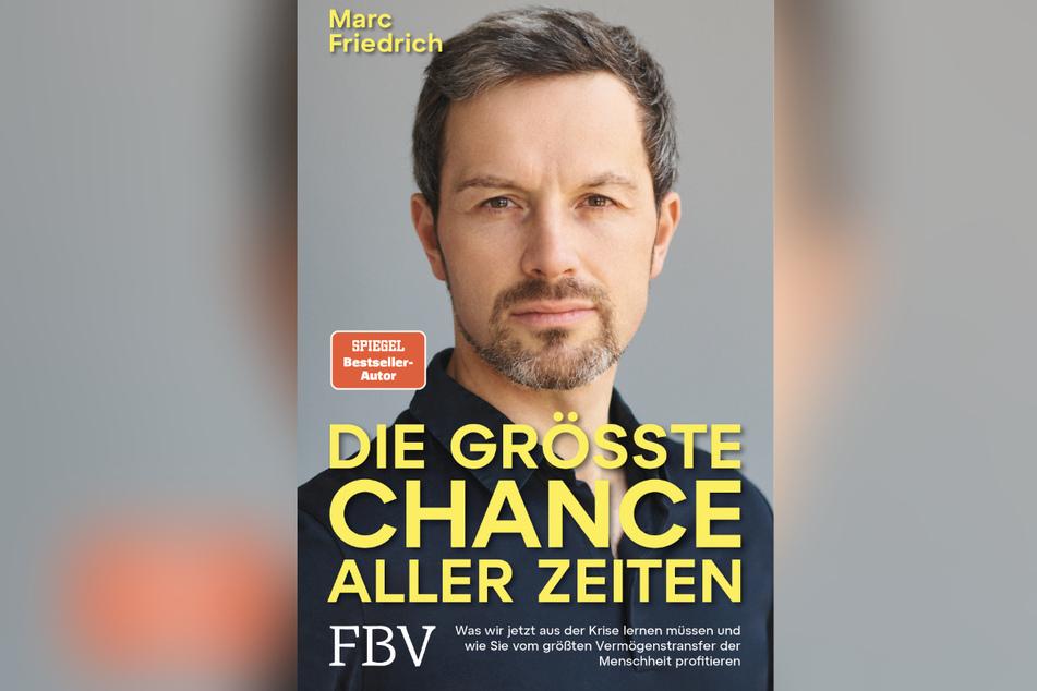 """Das Cover des Buchs: """"Die größte Chance aller Zeiten"""" ist im Finanzbuchverlag im April 2021 erschienen."""