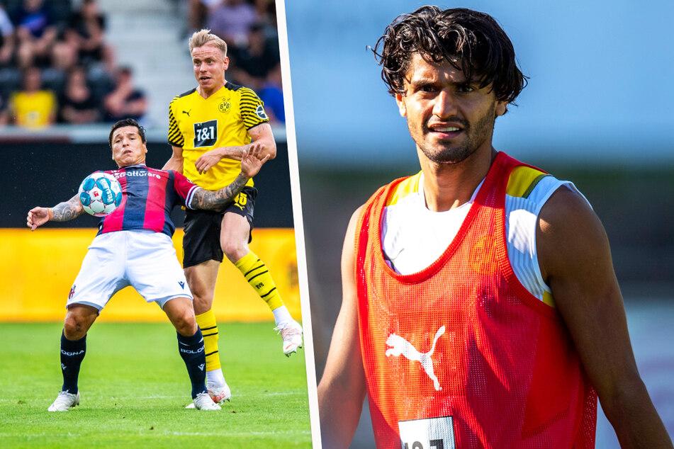 Lennard Maloney (21, M.) und Mahmoud Dahoud (25, r.) haben sich in der Vorbereitung in den Fokus gespielt.