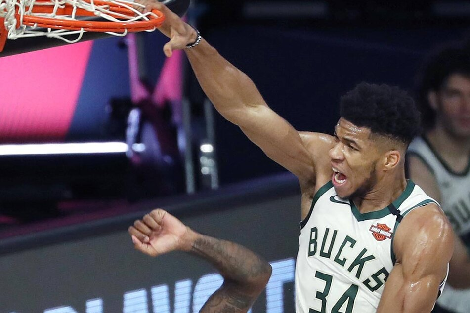 NBA Playoffs: The Bucks beat the Nets in overtime to wrap up an amazing series