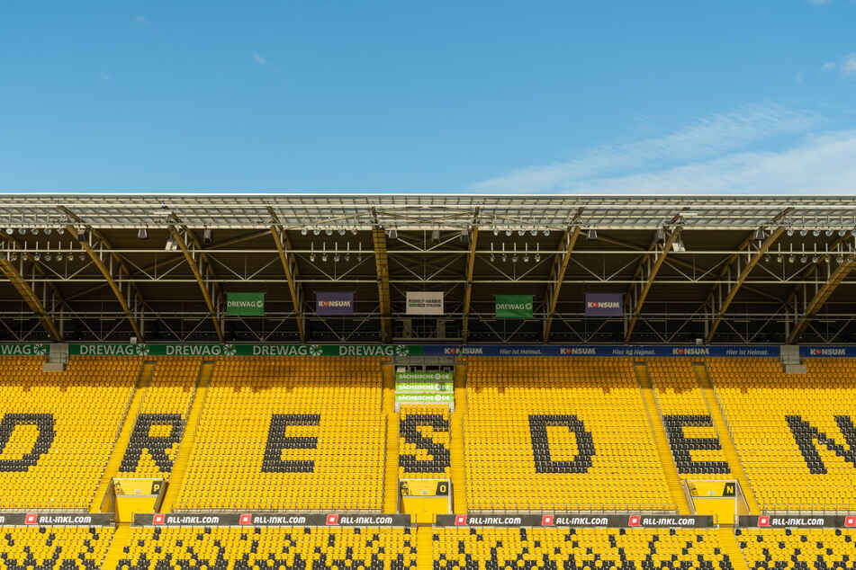 Dynamo Dresden wehrt sich gegen Streik-Bericht. (Archivbild)