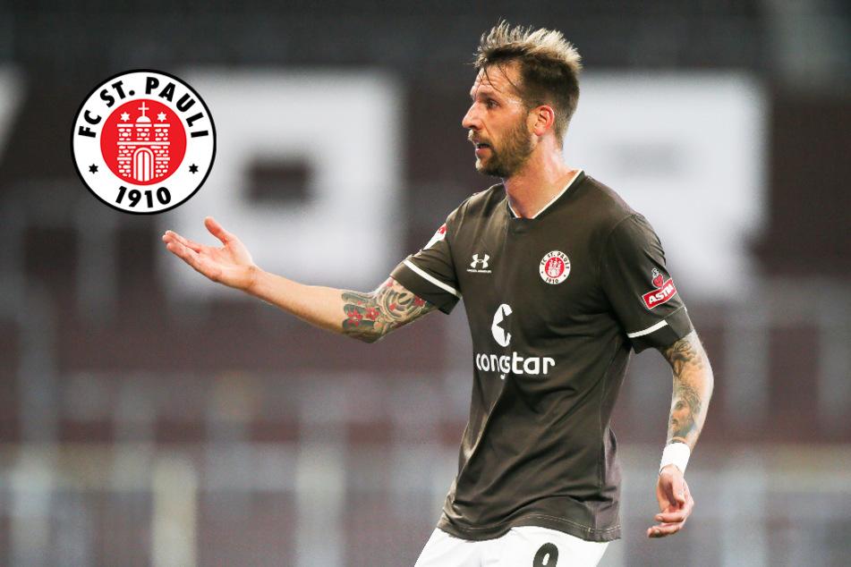 Schock für den FC St. Pauli: Guido Burgstaller muss operiert werden!