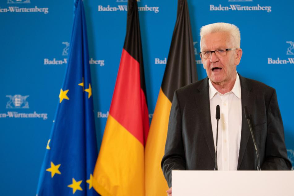 "Kretschmann verteidigt Corona-Beschlüsse: Land steht ""an einer Wegscheide"""