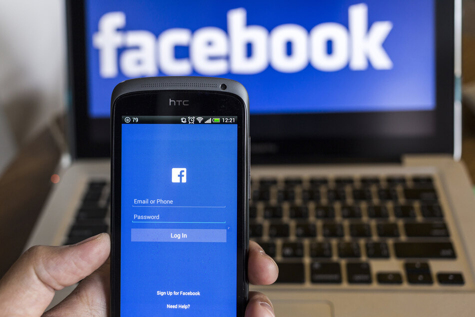 Facebook has 2.85 billion monthly active users globally (stock image).