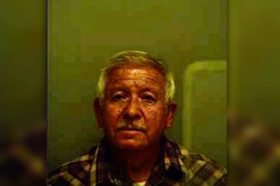 Luis Antonio Campos was arrested on Friday.