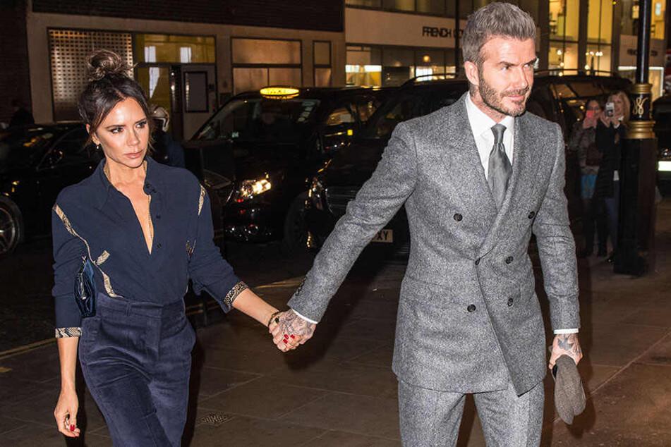 Victoria und David Beckham sind seit knapp 20 Jahren verheiratet.