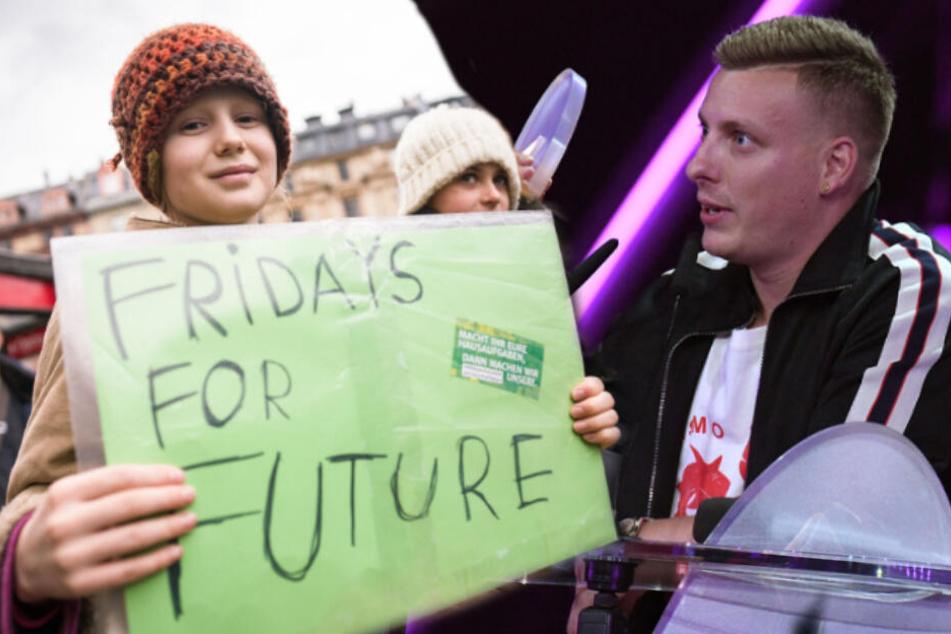 """Lobrecht schießt gegen """"Fridays for Future"""": """"Dusselige, ungefickte 14-Jährige!"""""""