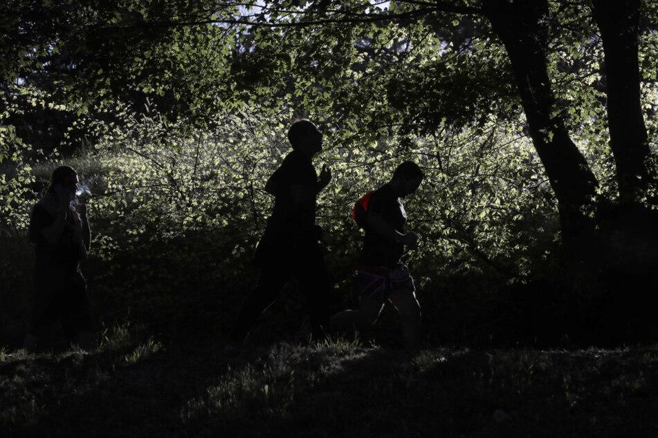 Beim Joggen im Park wurde die Politikerin begrapscht (Symbolbild).