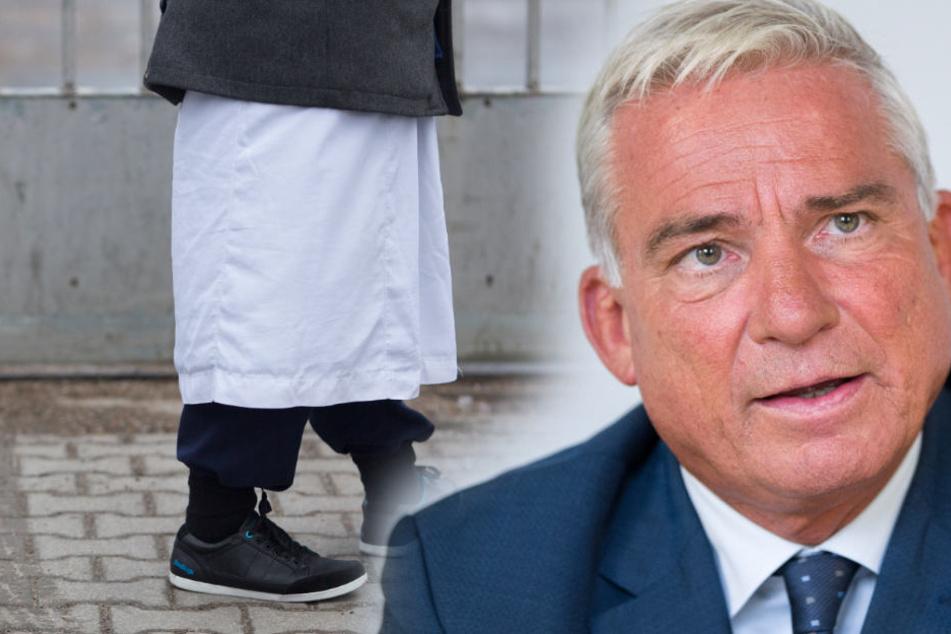 """Strobl über islamistische Gefährder: """"Die ganz Gefährlichen haben wir unter Beobachtung"""""""
