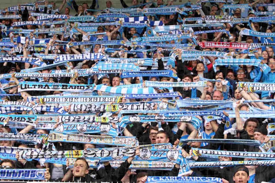 Die Fans können sich freuen: Am 12. August kommt Bayern München nach Chemnitz.