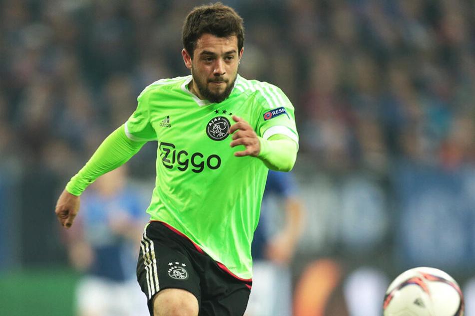 Amin Younes zog mit Ajax Amsterdam 2017 ins Finale der Europa League ein.