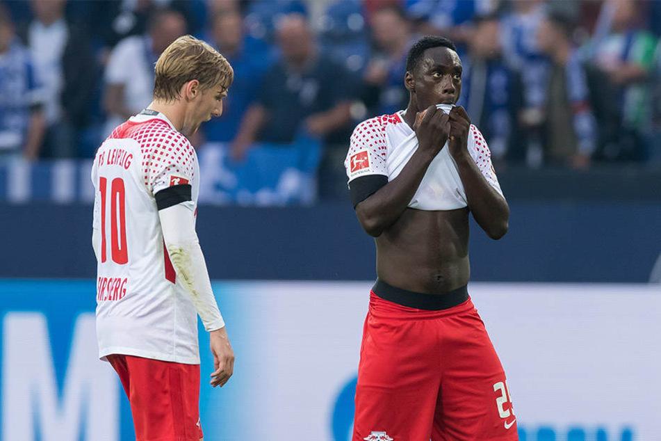 Die Roten Bullen wollen sich vor dem DFB-Pokalspiel lieber aufs Training konzentrieren.