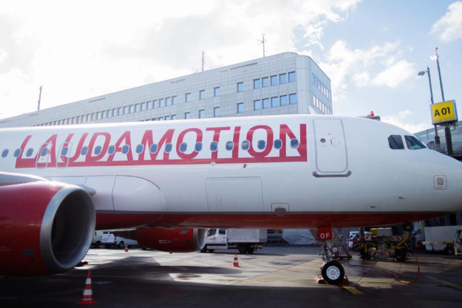 Laudamotion ist eine österreichische Fluggesellschaft.