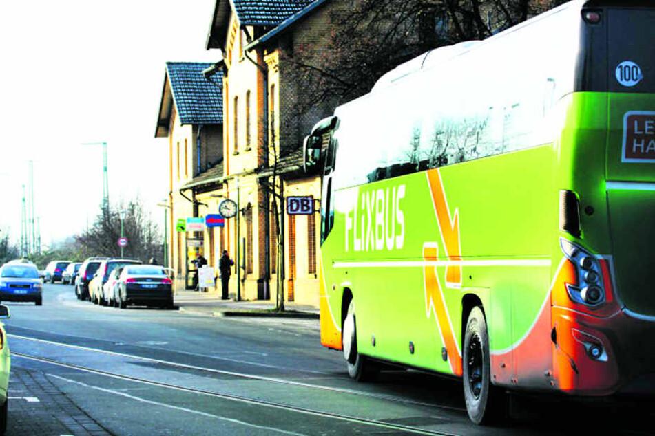 Der Fernbusbahnhof in Bielefeld-Brackwede bleibt!