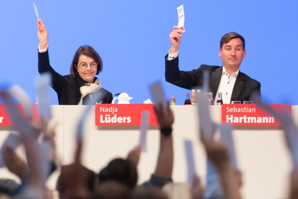 """""""Rot pur"""": SPD in NRW setzt auf Anti-Schröder-Programm"""
