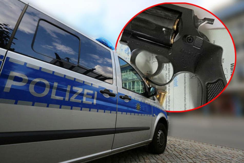 Reichsbürger schießt um sich! Vier Polizisten verletzt