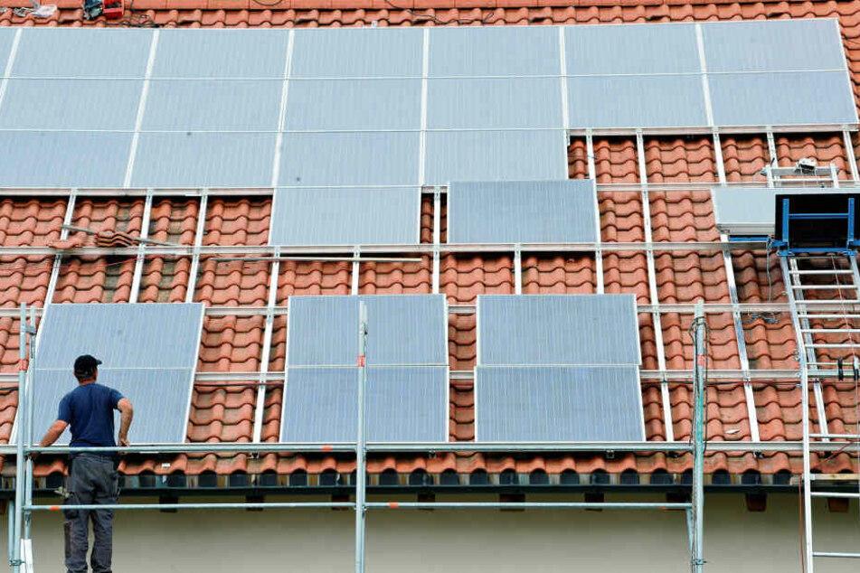 Solarklau in Sachsen verdoppelt! Diebe heiß auf Module