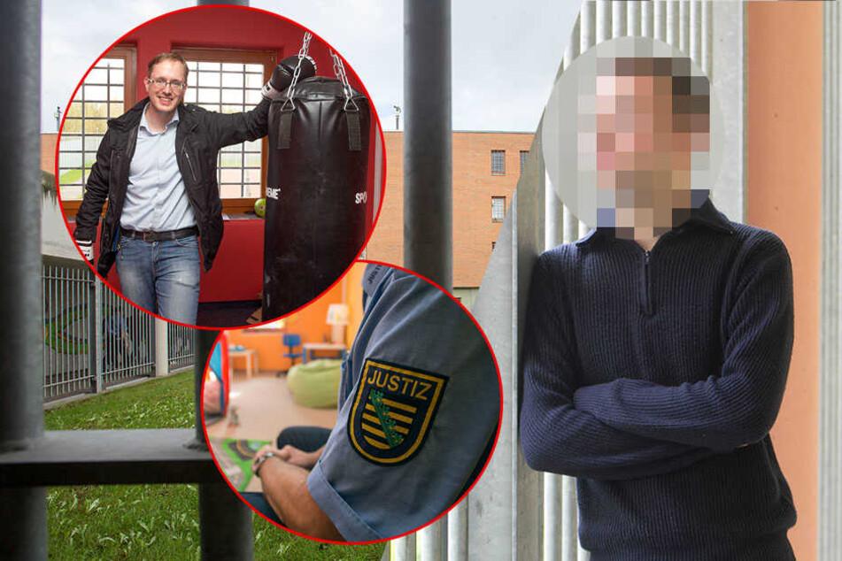 Kuscheltiere, Farbspray, Boxsack: So kämpft Sachsen gegen Drogen im Knast