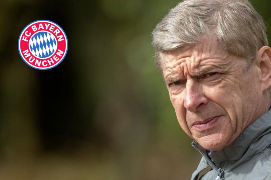Bayern-Korb für Arsène Wenger! Franzose wird nicht Trainer des Rekordmeisters