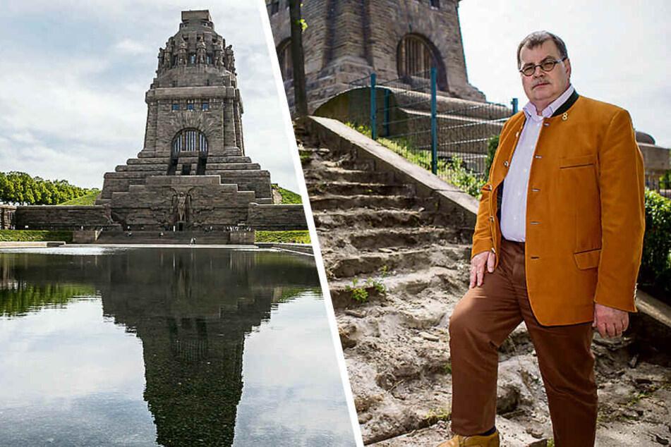 """Leipzigs """"Völki"""" bekommt neue Wege und Hecken"""