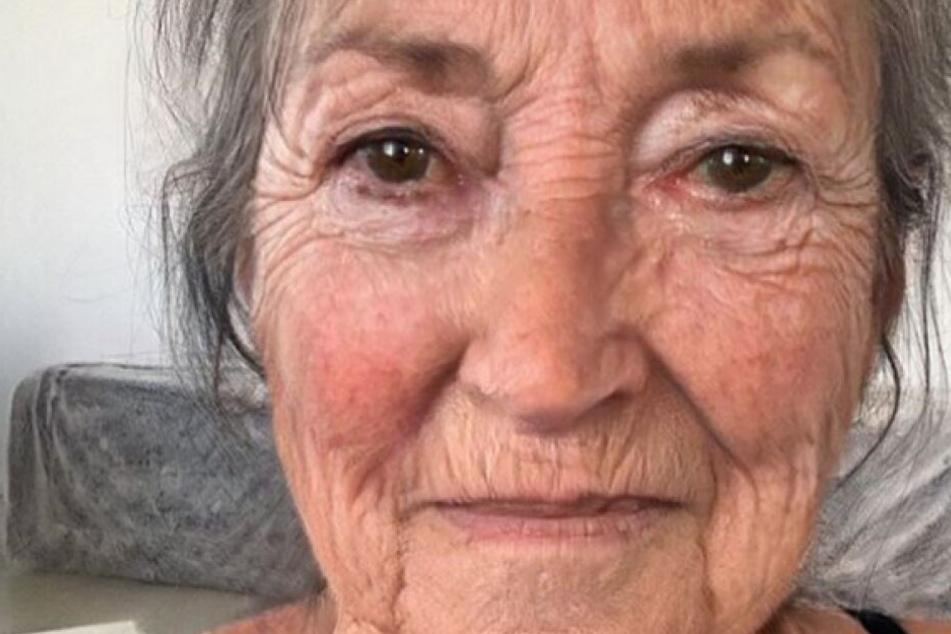 Faceapp-Trend: Wer ist die alte Omi? Sie ist ein Promi!