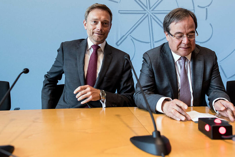 Die FDP und die CDU haben sich auf Koalitionsgespräche geeinigt.