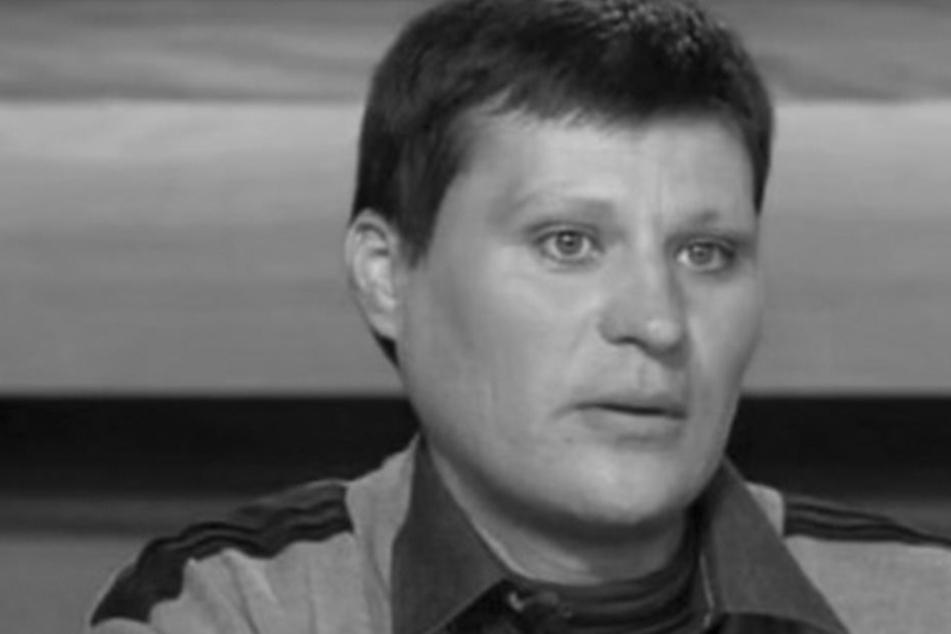 Der russische Schauspieler Ewgenij Sapaew (†42) durchlebte Unmenschliches.