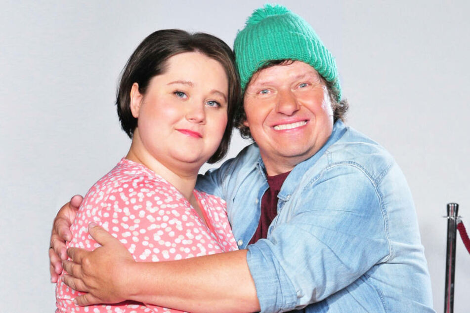 Sie mussten vorzeitig die Show verlassen: Manni Ludolf (54) und seine Jana (30).
