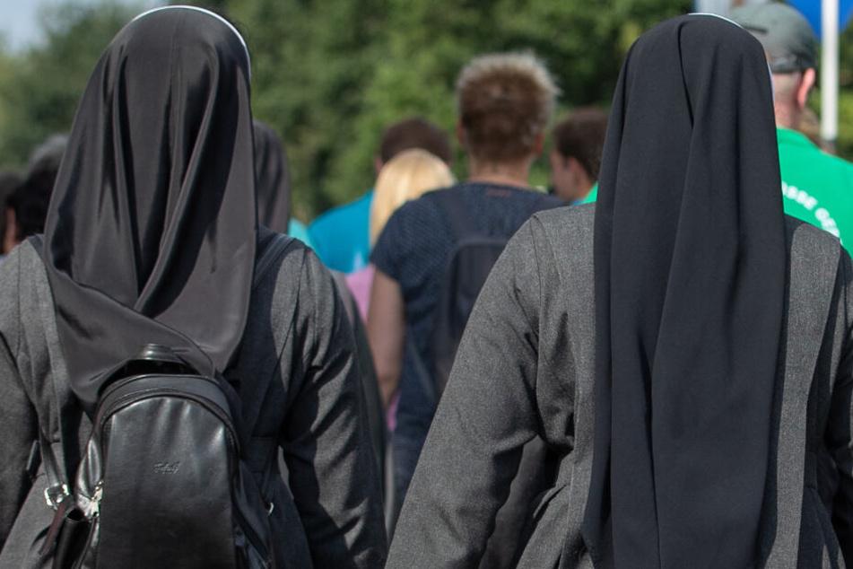 Zwei Nonnen kamen schwanger nach Hause. (Symbolbild)