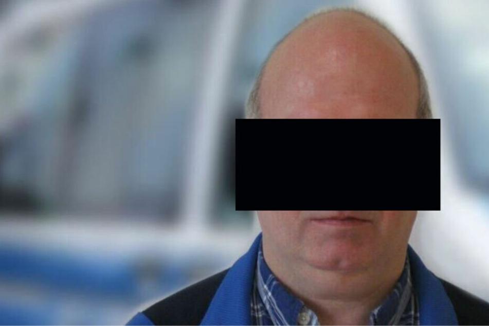 Otto Krüger (67) gilt als sehr gewaltätig.