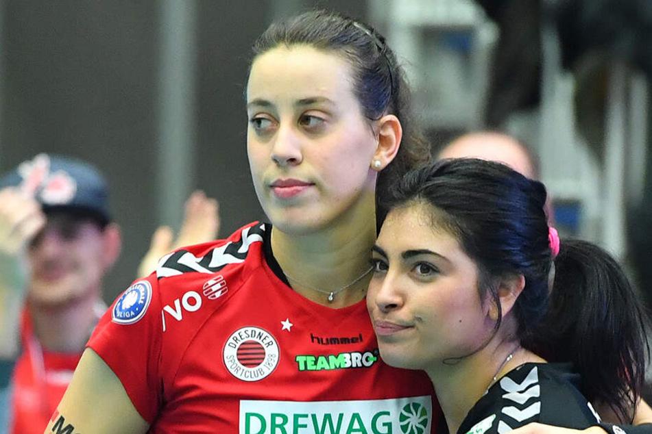 Maria Segura und Amanda Benson verlassen ebenfalls den Verein.