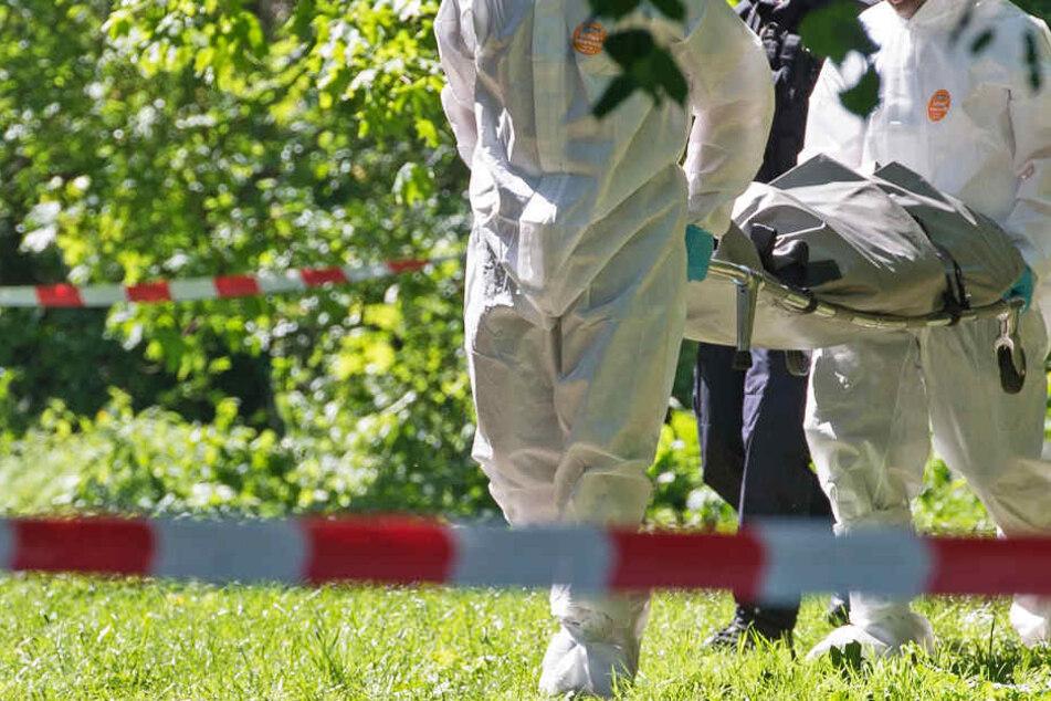Auch Leichen werden mitunter im Wald abgelegt (Symbolbild).