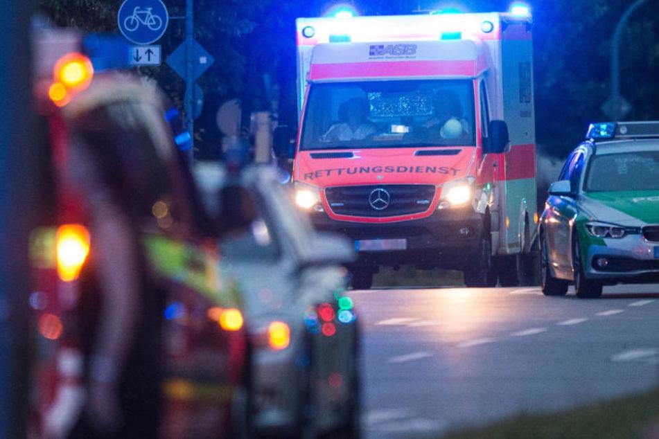 Der 56-jährige Mann starb noch am Unfallort (Symbolfoto).