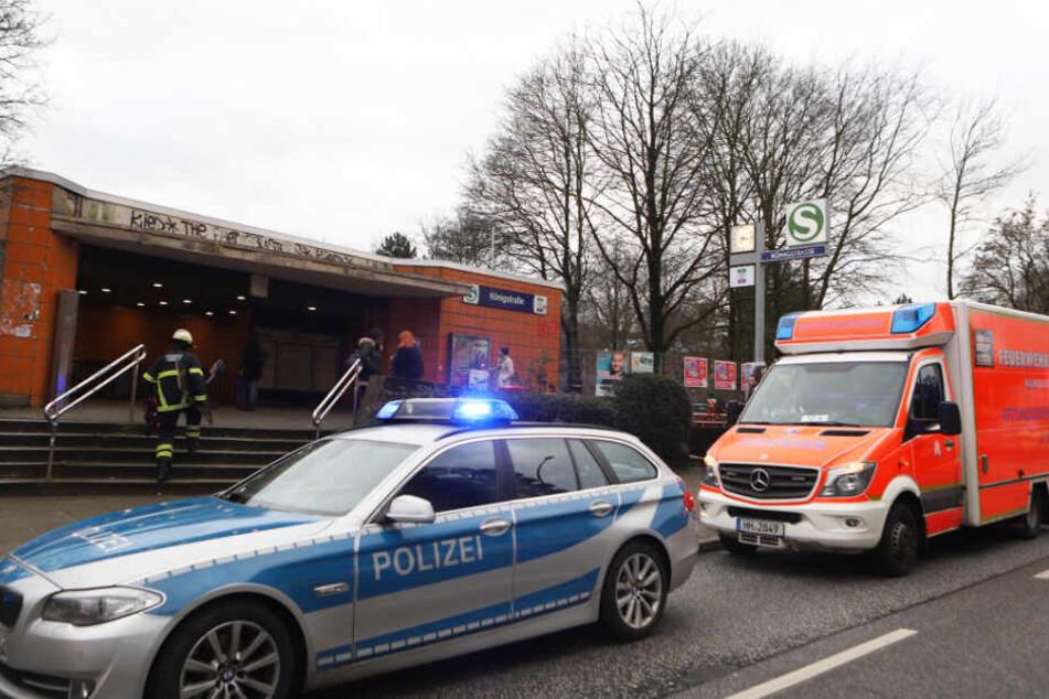Person von Zug erfasst: Unfall legt wichtige S-Bahn-Strecke lahm