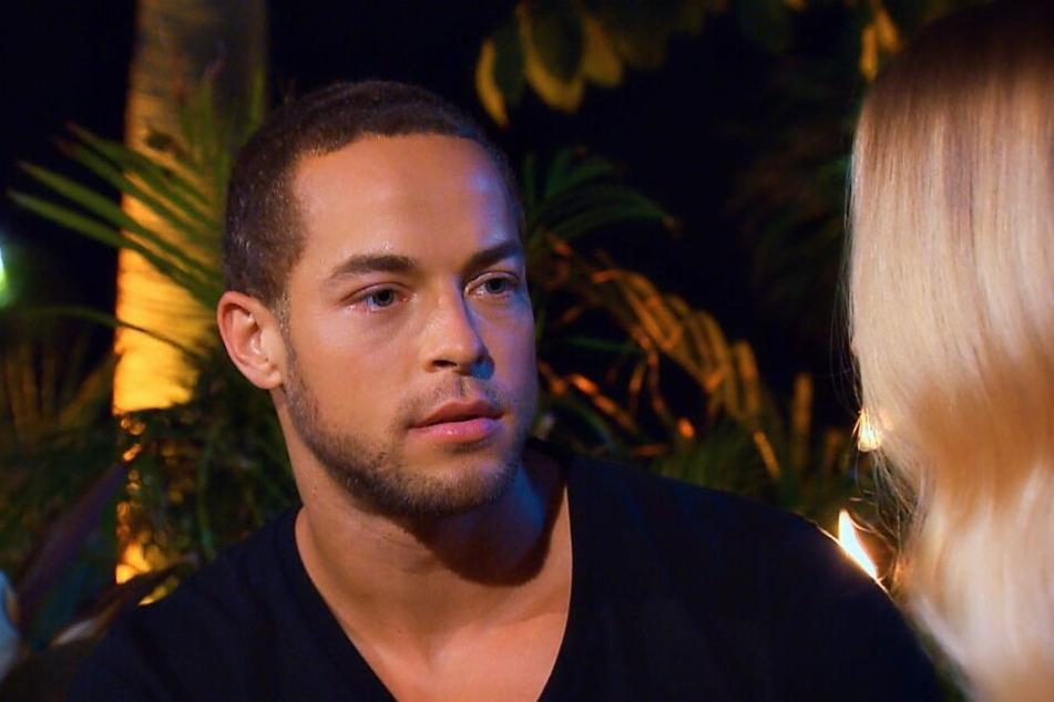 Andrej Mangold war sichtlich schockiert, als Luisa ihm sagte, dass sie gehe.