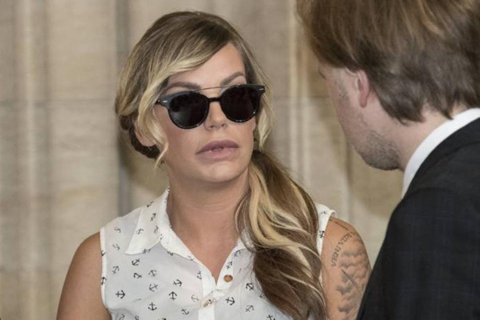 Der Prozess war eine besonders harte Zeit für Gina-Lisa-Lohfink (30).