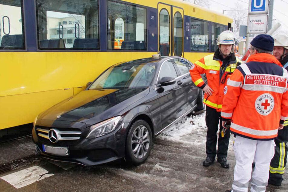 Bei dem Unfall gab es keine Verletzten.