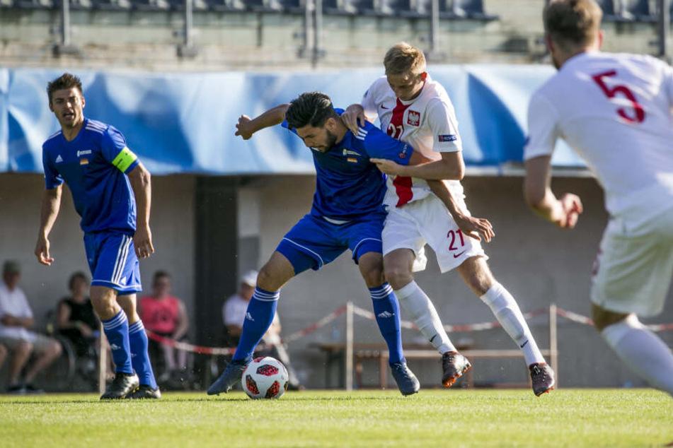 Amateur-Kicker verlieren kurioses Finale im Regionen-Pokal