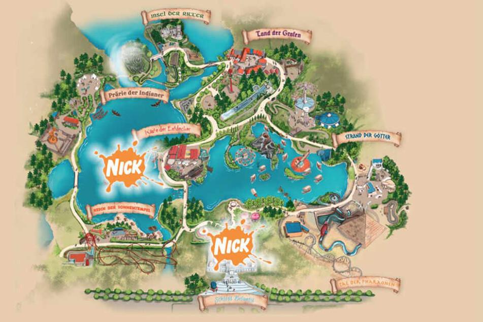 Hier treffen die Besucher jeweils zwischen 10 und 17.15 Uhr auf die neuen Promis des Parks.