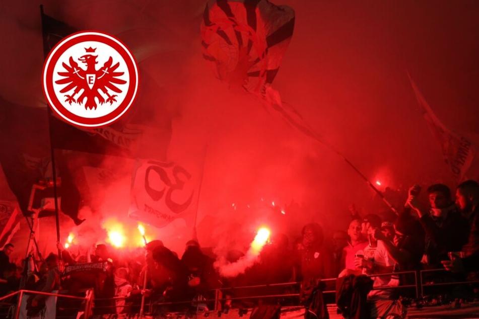 """Polizei stuft Eintracht gegen Inter als """"Risikospiel"""" ein"""