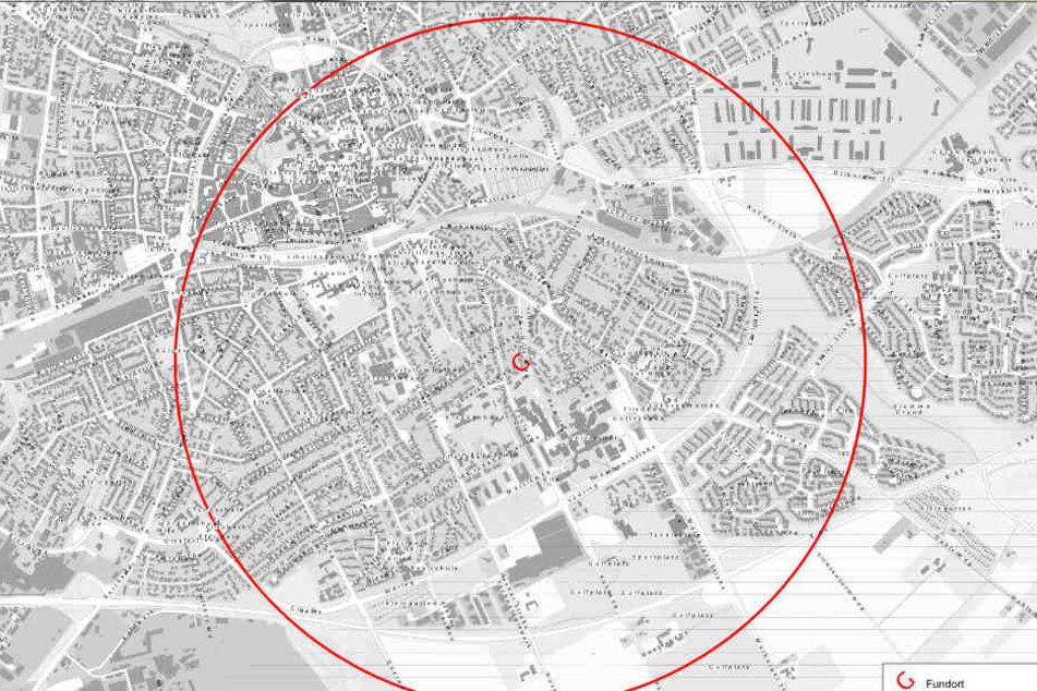 Fliegerbombe in Paderborn: 26.000 Menschen von Evakuierung betroffen