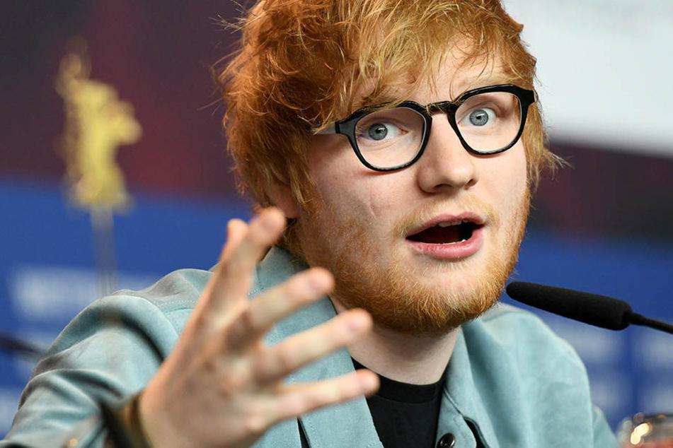 Heftige Vorwürfe! Hat Ed Sheeran einen seiner Hits nur geklaut?