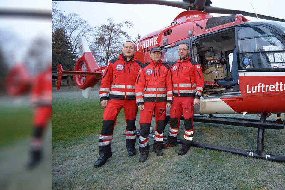 """Nach 27 Jahren: Leitstelle verabschiedet Rettungshubschrauber """"Christoph 46"""""""