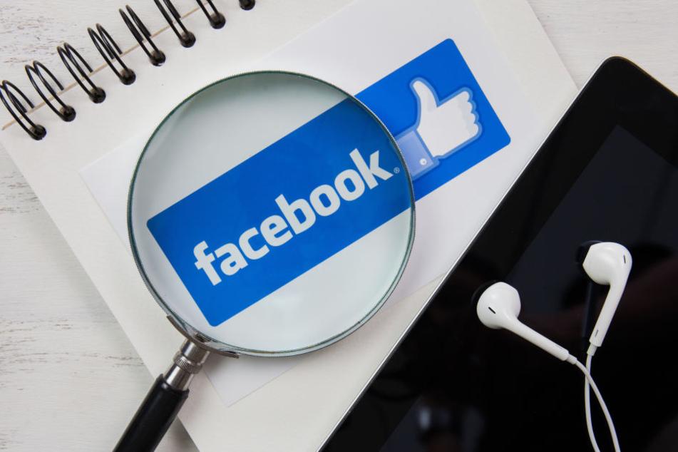Das gefällt der NPD nicht: Die Partei wehrt sich gegen Facebook.