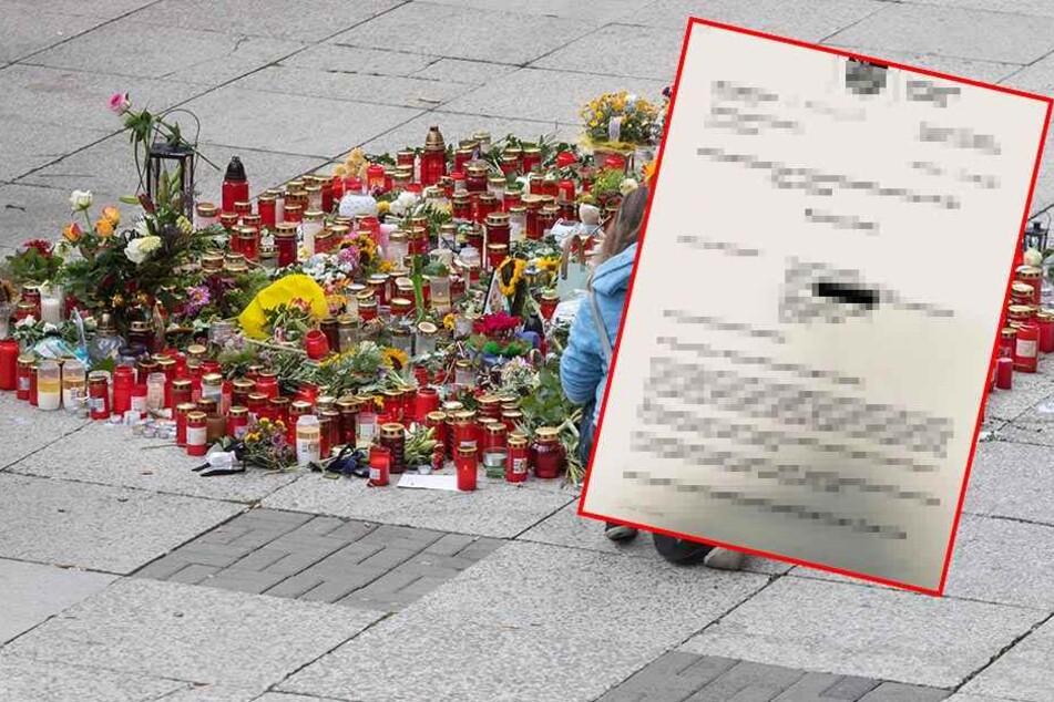 Staatsanwalt jagt Verräter, der Chemnitzer Haftbefehl veröffentlicht hat