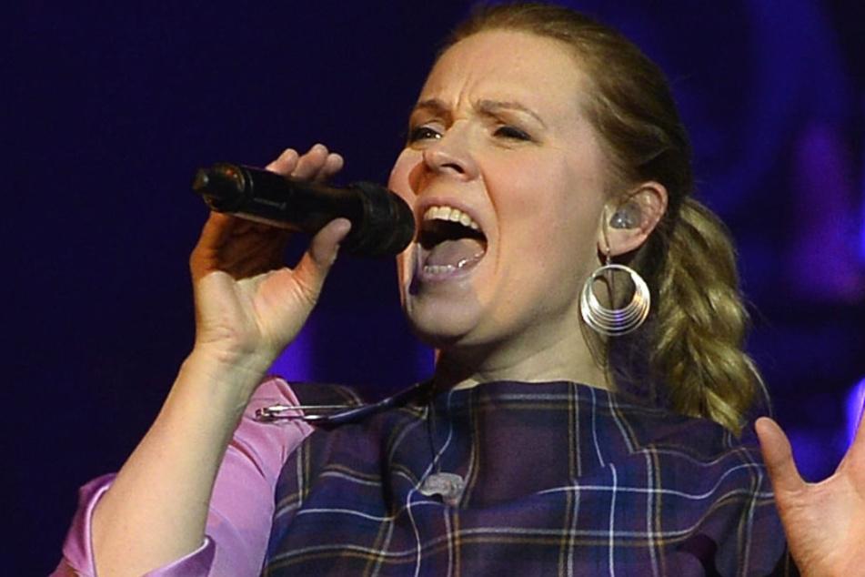 Sängerin Patricia Kelly (48).