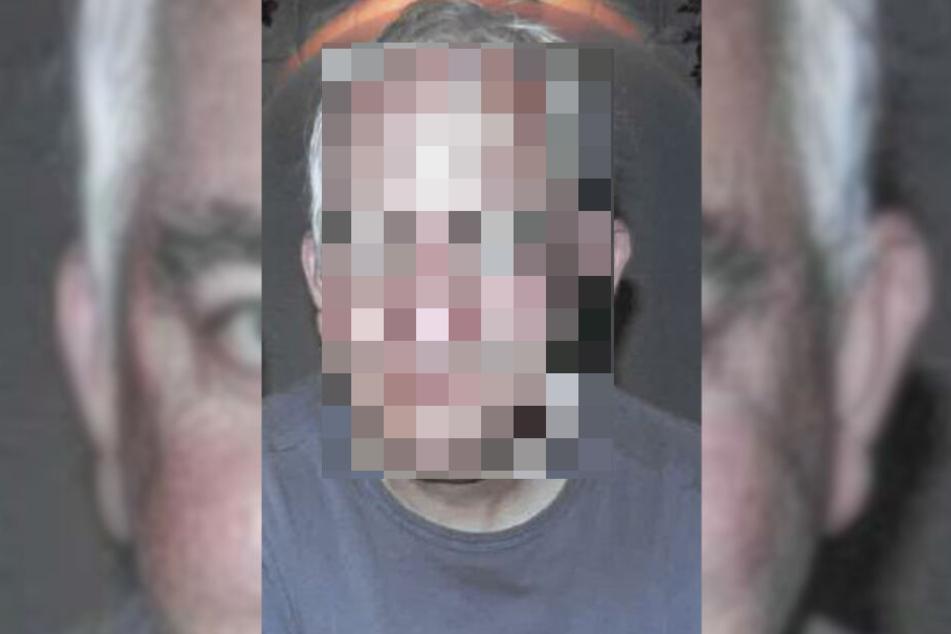 Die Polizei suchte mit diesem Foto nach dem Vermissten