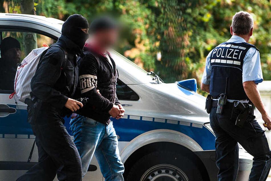 Revolution Chemnitz: Prozess-Beginn gegen rechte Terrorgruppe